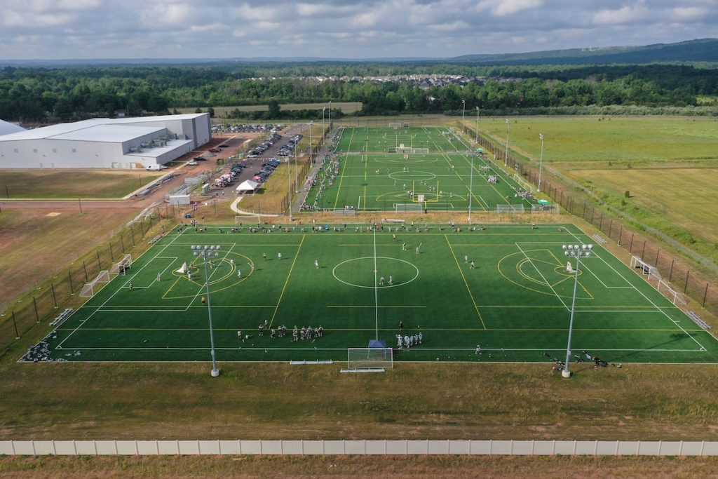 Apex Sports & Events Drone Shot
